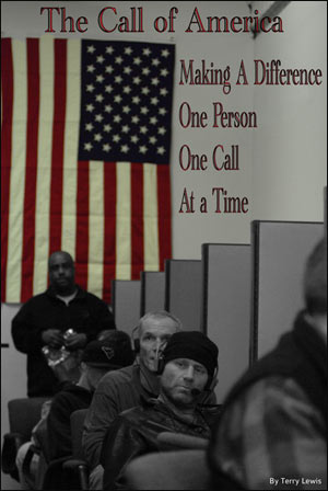 The Call Of America is providing jobs for veterans in the very call center that contacts people for donations every day.